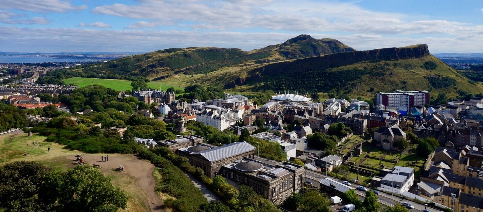 Relocating to Edinburgh